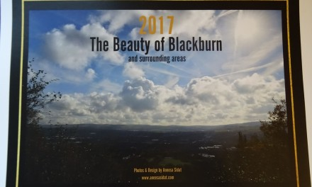 'The Beauty of Blackburn and Surrounding Areas' Calendar