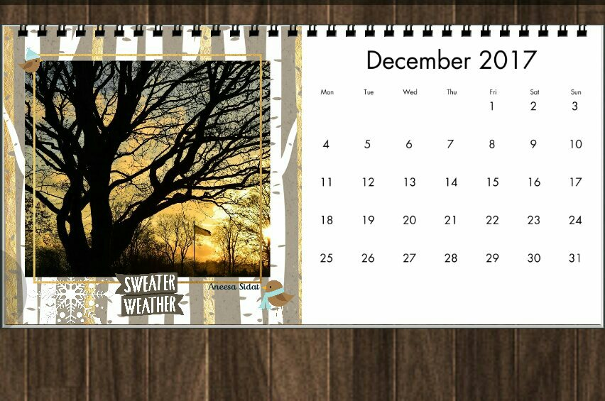 2018 local calendars soon available to order!
